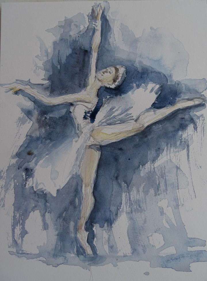 dance-ballett-aquarell-nadia-baumgart